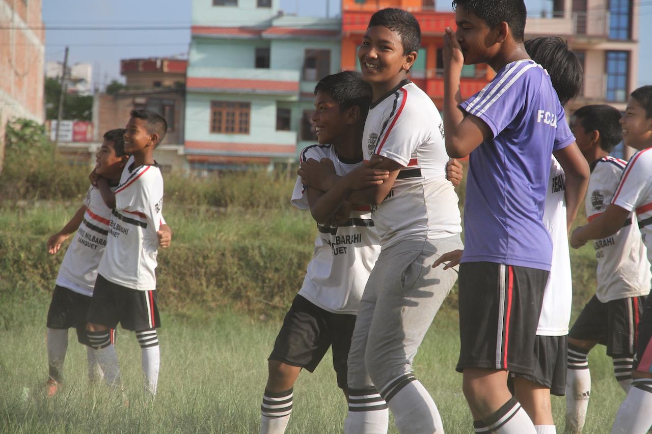 FC レアーレ Nepal