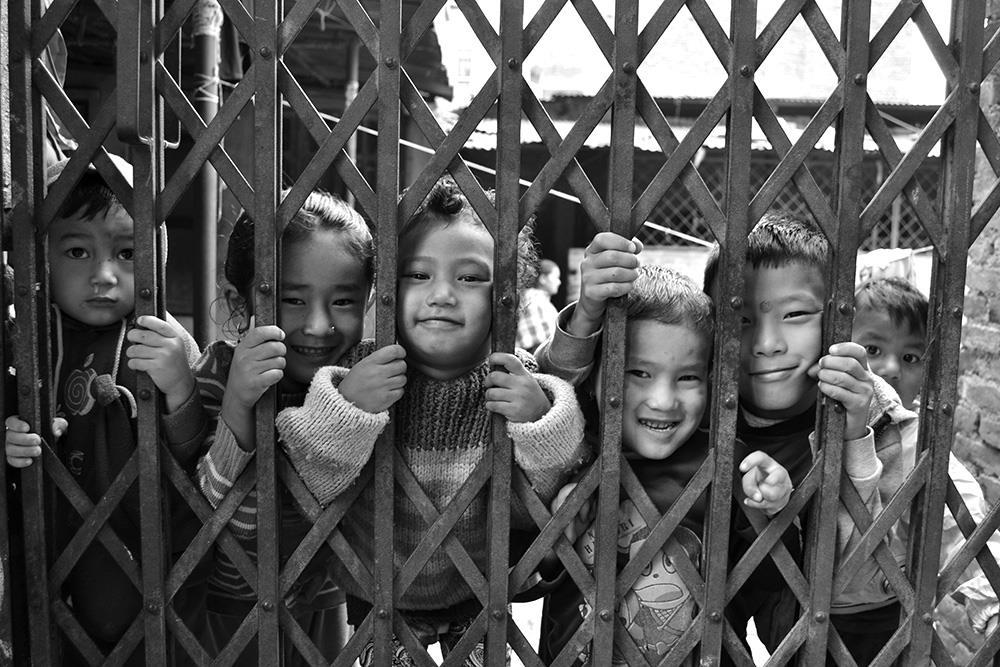 孤児院支援