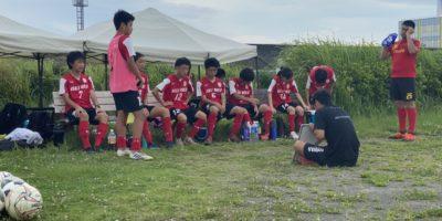 中学生の練習試合遠征に、大人たちの熱いサポート!Adults fully supported the expedition of junior high school students.