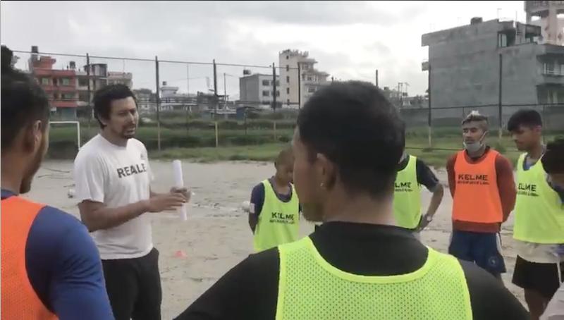 ネパールで、コーチ育成のためのワークショップを開催! We have started a workshop for coach development in Nepal.