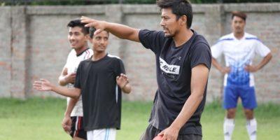 強いチームを作るために!ネパールのバル・ゴパルコーチと日本のコーチがビデオミーティング!Coach Bal Gopal and Japanese coaches have a video meeting!