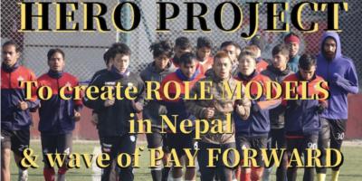 """ヒーロープロジェクト、その「志」を詰め込んだ動画公開! We have released a video showing the beliefs of our """"Hero Project""""!"""
