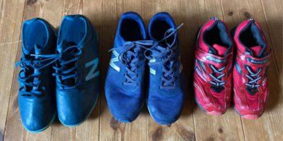 """「靴を活かせて、私も嬉しい!」 その言葉とともにシューズたちが届きました! """"I am happy to have you use our shoes!"""""""