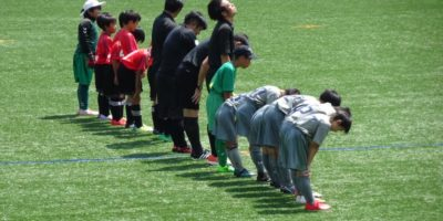 "FCレアーレ、「U10しんきんカップ」伊豆地区予選出場!The first official match ""U10 Shinkin Cup""!"