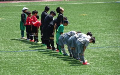 FCレアーレ、「U10しんきんカップ」伊豆地区予選出場!The first official match