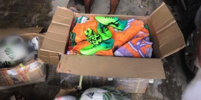 ネパールの子どもたちに届け、レアーレパワー! Delivered Reale Power! to children in Nepal!