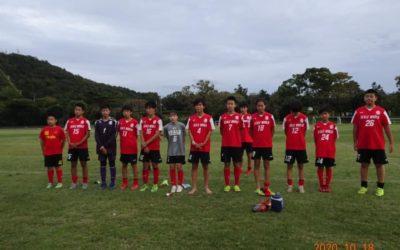 年代も性別も超えて「サッカー」で集まる!中学生のトレーニングマッチ Training match of junior high school students.