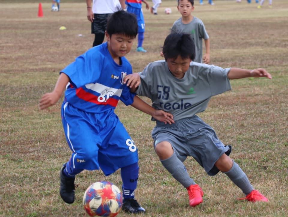 練習試合、CUP戦が続く季節。子ども達も大人達も結果を活かして進みます! Practice games and CUP games are continuing.