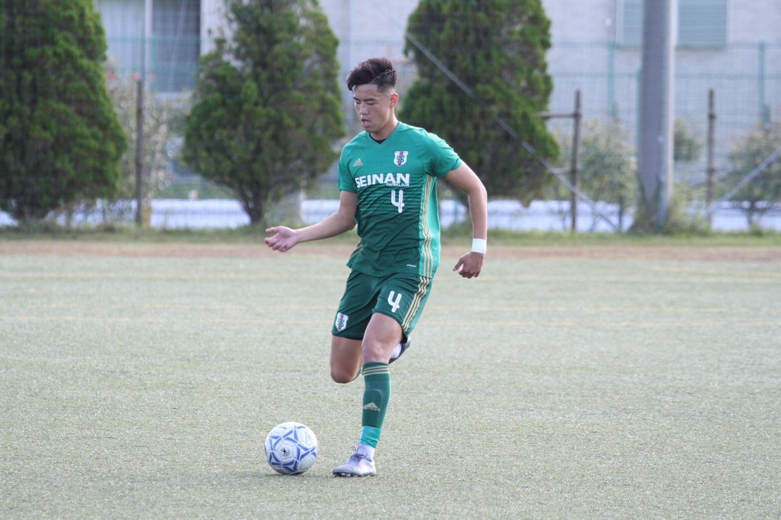 西南学院大学の野村勇太選手がモンゴルのプロサッカーリーグ2部と契約!