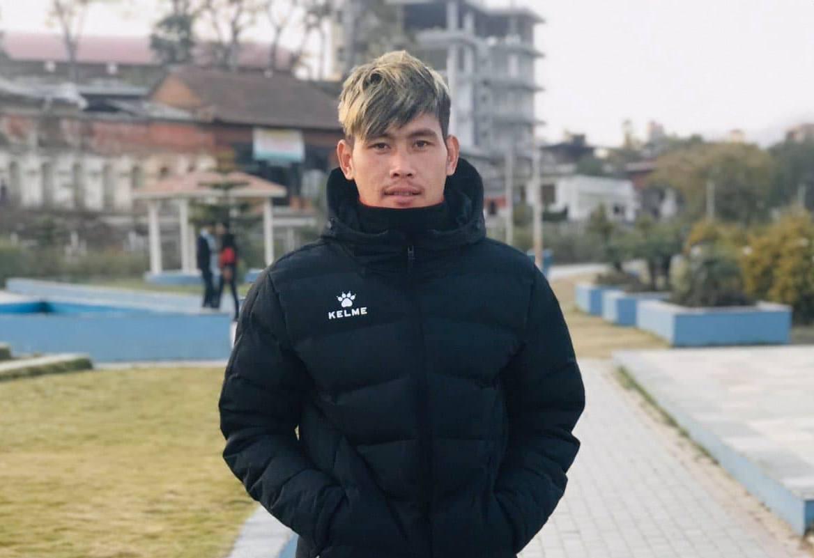 REALE VOICE VOL.2   ネパール代表ディフェンダー  チリン・グルン( Tshring Gurung )