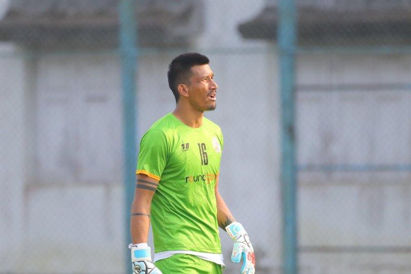 キランの活躍がネパールのニュースサイトで話題に!Kiran's good job in the Indian League is posted on the Nepalese news site.