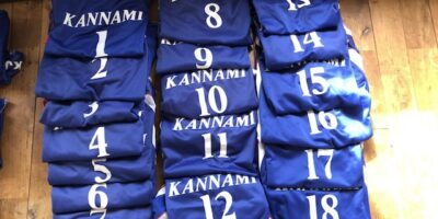 函南サッカースポーツ少年団様 からのご寄付!All Members of Kannami Soccer Sports Boy Scouts, Thank You for Your Donation!!
