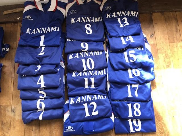 函南サッカースポーツ少年団様 からのご寄付!All Members of Kannami Soccer Sports Boy Scouts, Thank You for Your Donation!!
