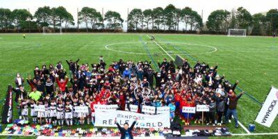 レアーレカップがYouTube「NPO REALE WORLD」チャンネルに!
