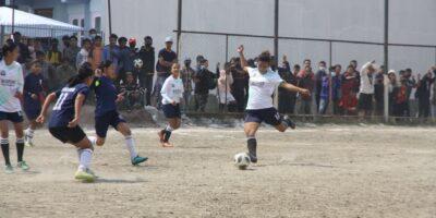 試合をする機会が少ないネパールの子どもたちのために、レアーレカップネパール開催