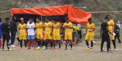 FC REALE Senior team Challenging Nepali Professional League プロリーグCディビジョンに今年もチャレンジ