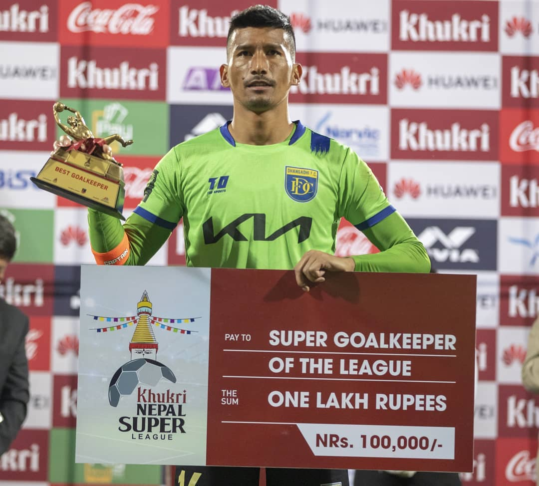 ネパールのキラン選手とチリン選手が、ネパールのリーグで活躍!KIRAN And TSHRING In NEPAL SLENDID WORK!!
