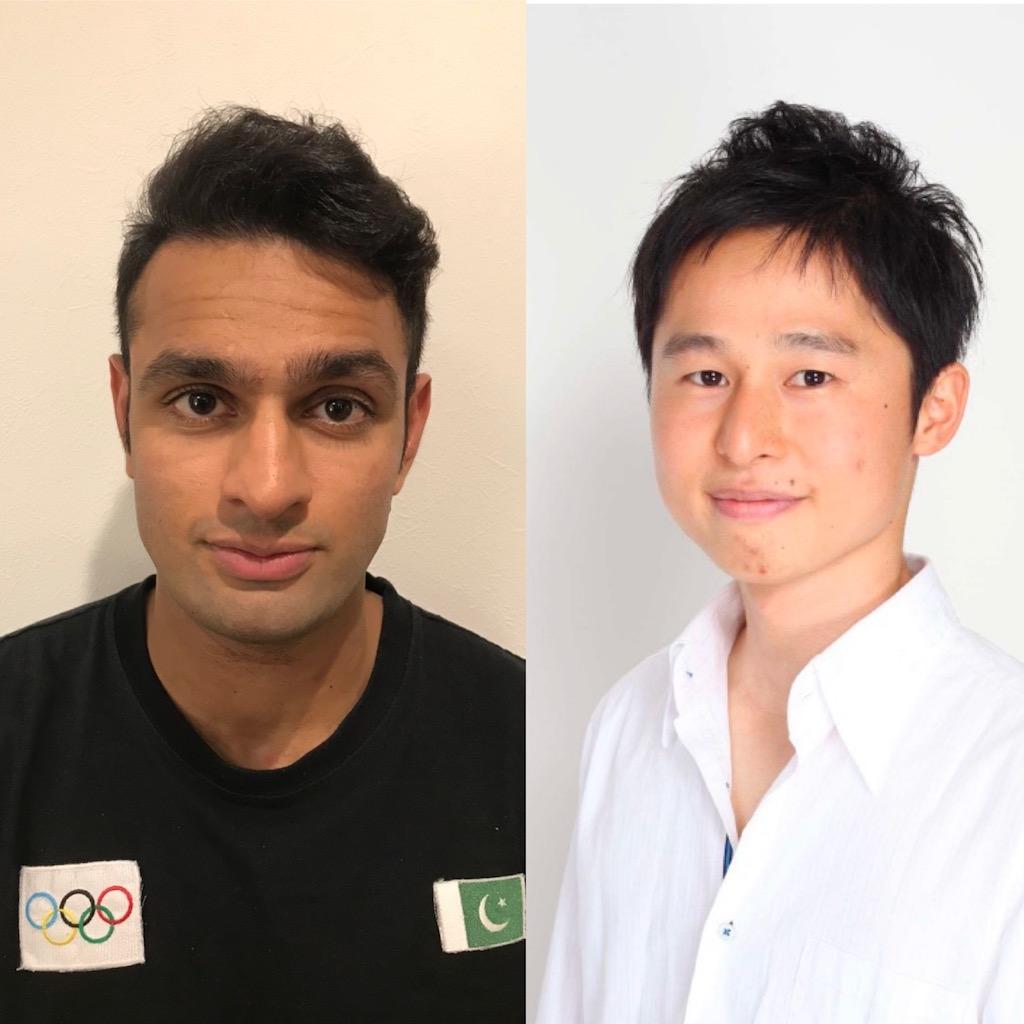 8月29日は、東京オリンピック柔道パキスタン代表シャー選手がスピーカー!