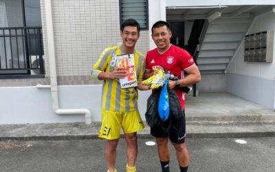 海外でプロになる!GK栗山優也選手21歳のチャレンジ