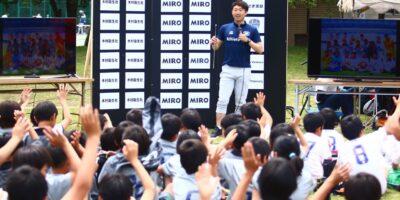 レアーレカップー開催まであと40日、Athlete Firmの岡田竜一先生の食育講座を開催します!